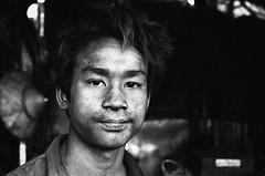 Canon A-1 Svema 400 Yangon Myanmar-1 (shakmati) Tags: street travel portrait bw white black film monochrome 35mm canon 50mm yangon 14 myanmar a1 ssc 135mm xtol svema