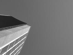 Patrn I (fbarcia) Tags: madrid pattern edificio ventanas cielo negativo fnac callao rascacielo patrn
