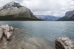 IMG_9219 (Scott Martin Calgary) Tags: ca canada mountains alberta lakeminnewanka improvementdistrictno9