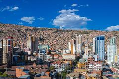 Edificios (Andrs Photos 2) Tags: streets bolivia ciudad lapaz calles altiplano sudamerica elalto lasbrujas