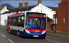 Stagecoach 37064 (Lotsapix) Tags: buses northamptonshire alexander dennis stagecoach midlands enviro adl daventry enviro200 37064 yy63yrl