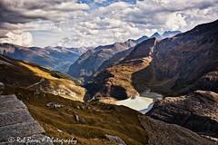 20110916_8030_Grossglockner-bw (Rob_Boon) Tags: mountains landscape austria oostenrijk vakantie hiking grossglockner pasterze robboon colefpro4