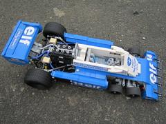 1977 Tyrrell P34B lego 1:8 scale (greg_998) Tags: lego f1 technic creator tyrrell 6wheeler p34b greg998