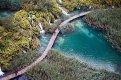 Plitvice national park, Croatia (pas le matin) Tags: world voyage travel lake canon nationalpark europa europe outdoor lac croatia 7d croatie plitvice plitvika plitvikajezera hrvastka canoneos7d canon7d