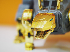 Fanstoys Sever (Dino Mode) (Fuss Free McGee) Tags: toy toys robot dinosaur transformer slag robots transformers figure figures sludge dinosaurs swoop autobot snarl collectable autobots decepticon decepticons grimlock dinobots