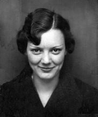 Close up Lady (kevin63) Tags: pictures old photoshop vintage scans women photos antique lightner negetive