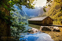 Obersee (Knigssee) (Dominik Hartmann) Tags: park blue trees summer orange house mountain lake mountains alps color reflection tree green leave nature water beautiful berg yellow stone canon germany landscape bayern bavaria see berchtesgaden waterfall nationalpark am amazing colorful wasser view wasserfall sommer natur trails haus berge steine national fjord alpen aussicht bergsee landschaft bltter bume reflektion 6d knigsee obersee knigssee salet schnau berchtesgadenerland nationalparkberchtesgaden fischunkelalm rthbachfall berchtesgadeneralpen deutschlland rthbach dominikhartmann rthbachwasserfall rthbachwaterfall