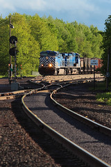 Steel Rails and Iron Pellets (view2share) Tags: railroad travel trees up mi train evening spring track michigan transport may tracks engine rail railway rr trains transportation rails ge upperpeninsula ore freight railroaders springtime railroads lease generalelectric eastbound freighttrain pellets lsi uppermichigan 2016 railroading freightcars northernmichigan marquettecounty eaglemills rring leaser trackage ac4400cw oretrain trackmaintenance lakesuperiorishpeming cefx1015 ironorepellets marquetterange marquetteironrange orepellets may2016 deansauvola easteaglemills may292016