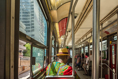 (Views From Lisa) Tags: nikon d7100 toronto ontario canada spring may 2016 ttc streetcar harbourfront viewsfromlisa