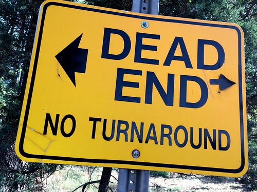 From flickr.com: Double Dead End {MID-71953}