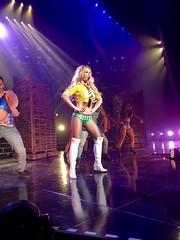 IMG_6273 (thekrisharris) Tags: las vegas music me work dance costume concert theater spears nevada casino pop resort nv hollywood bitch singer blonde planet piece britney axis