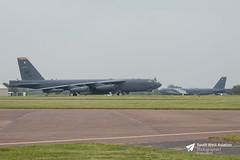 60-0007 Boeing B-52H Stratofortress (Gary J Morris) Tags: force air united states boeing usaf raf ffd fairford stratofortress b52h garymorris egva 600007 04062016