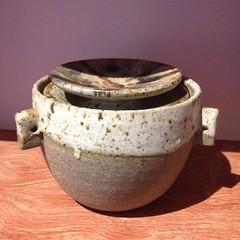 Sugar Bowl McLaren (chickpeaoz) Tags: vic sugarbowl australianpottery gusmclaren australianstudiopottery