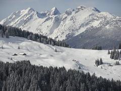 Sommets alpins (bobroy20) Tags: france alpes hiver neige hautesavoie samons