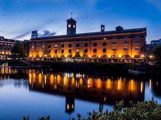 St. Katharine's Docks