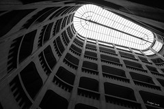 Spirale (Jacques Isner) Tags: architecture grenoble pentax urbain k1 urbex graphique pentaxsmc pentaxk1 pentaxart pentaxflickraward garagehelicodal