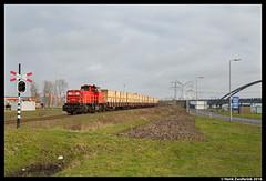 DBS 6427, Europoort 25-03-2016 (Henk Zwoferink) Tags: haven hans db cargo po uc henk dbs schenker 6400 planken dbc waalhaven europoort seelze rotterdamse 6427 zwoferink