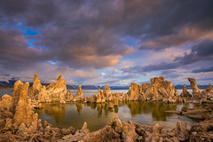 early morning at Mono Lake, clouds, morning glow, tufas (Earl Robicheaux Photography, LLC) Tags: california morning sky cloud lake water sunrise dawn scenery glow cove unitedstatesofamerica earlymorning cumulus limestone northamerica environment inlet yosemitenationalpark monolake daybreak sierranevadamountains leevining tufas worldregionscountries monocounty cumulusclouds timeofday paohaisland cumuluscloud monolaketufastatereserve monobasinnationbalforestscenicarea