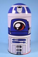 R2-D2 puzzle tin by Cardinal Industries (FranMoff) Tags: tin starwars cardinal puzzle r2d2 jigsawpuzzle