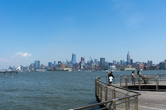 Hoboken, NJ (Prime7CA) Tags: hoboken new jersey york city skyline hudson river