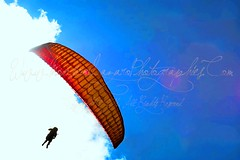 Flying Over the Hill - Villars / Suisse (monsieurlazarophotographies) Tags: switzerland paraglider brouillard vaud leprintemps amazinghills villarsurollon flyoverme bestcapturesaoi elitegalleryaoi lesalpessuisses labretaye