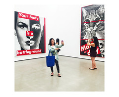 I Selfie Therefore I Am (Cassandrea Xavier) Tags: art museum losangeles contemporaryart text iphone selfie barbarakruger textimage thebroad textandimage iphonephoto iphonephotography iphone6 thebroadmuseum