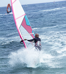Costa Teguise Wind Surfers (Jackie XLY) Tags: windsurfers windsurfing teguise costateguise costa sport watersports water sea surf surfer surfing lanzarote