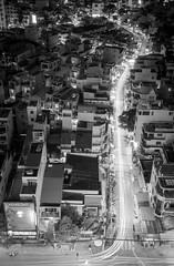 City Nightscape (Minh Chanh) Tags: city longexposure houses night cityscape nightscape vietnam hochiminhcity