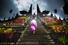 Besakih Temple Bali, Indonesia (IRIS DE KONING PHOTOGRAPHY) Tags: travel sky bali indonesia temple photography asia ceremony hindu besakih ubud kuta balinese beratan angun