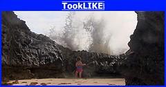 เมื่อเจ้าหนูน้อยมาเที่ยวชายหาดเป็นครั้งแรก