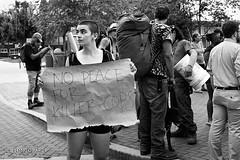 No justice, no peace (Joe Longobardi - Street Photographer) Tags: blackandwhite asheville police northcarolina demonstrations protests apd policeshooting ashevillestreetphotography blacklivesmatter joelongobardiphotographycom
