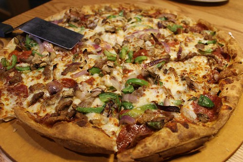 Pizza Hut New Location Paris Texas May 7 by In Paris Texas, on Flickr