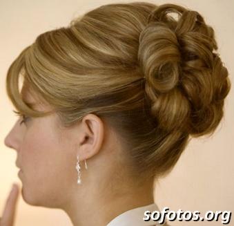 Penteados para noiva 077