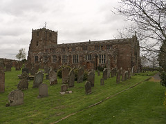 St Michael and All Angels Church (Arthuret Church) Longtown near Carlisle (penlea1954) Tags: uk church st michael all religion gothic style angels monks cumbria carlisle longtown jedbergh arthuret