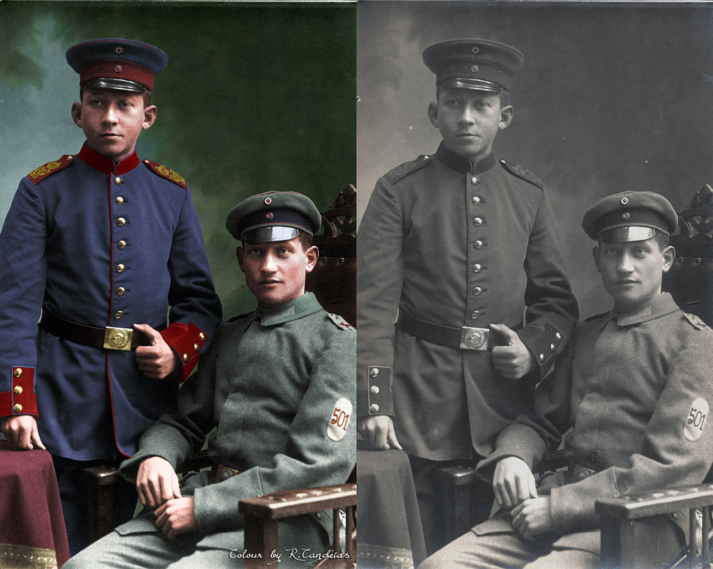 The World's most recently posted photos of color and greatwar