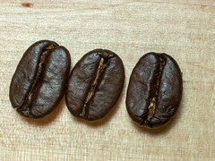 3 Coffee Beans (Chosen at Random) Tags: 3 macro coffee three bean m42 manualfocus wah coffeebean extensiontubes e420 supertakumar11855