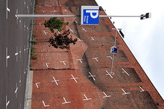 new parking space in cologne (cool_colonia2.0) Tags: art artwork parkinglot kunst cologne kln artists colonia press parkplatz parkingspace kunstwerk koelnmesse knstler parkingplace presse parkingground parkingsite parkingarea