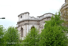 StPaulsCathedral 169 E W (laurencemackman) Tags: england london architecture modern walk towers christopherwren c20 stpaulscathedral cityoflondon financialcentre chrisrogers twentiethcenturysociety c20society onenewchange ianmcinnes newmembersevent previousevents