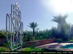 QUINTESSENCIEL TRANSPARENT. Maroc