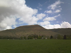 View of the Black Mountains: Y Das (John Steedman) Tags: wales cymru blackmountains powys paysdegalles   breconshire ydas