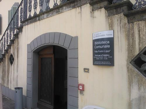 Biblioteca Montecatini Terme