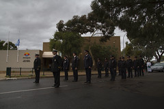 Joy Baluch Funeral & Public Service61 (ABC Open Outback SA) Tags: port square mayor south joy australia funeral service augusta gladstone baluch