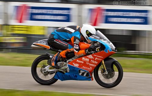 Thomas van Leeuwen - Moto3