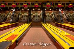 Skee Ball, Ocean City, NJ (Dave Pidgeon Photo) Tags: newjersey may amusementpark oceancity skeeball ocnj 2013
