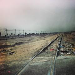 Railway line, Basra