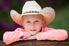 Cowgirl (Mark Payton Photography) Tags: ranch summer portrait montana power farm fairfield grigsby canon5dmkiii markpaytonphotography