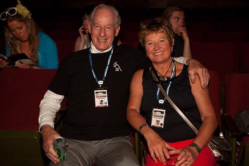 Jim Whittaker & Diane Roberts - Photo Credit Nori Lupfer