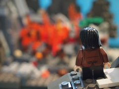 1834 Somewhere in the Tibetan Mountains (BWS Studios) Tags: lego perspective lee wong forced creed assassins