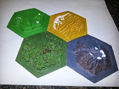 20130611_143557 (pctechwise) Tags: 3d objects settlers catan printed 3dprinter makergearm2