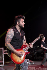 Hinder- Harleyfest 6/15/13- Sterling Heights, MI